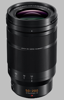 image of the Panasonic 50-200mm f/2.8-4 ASPH POWER OIS LEICA DG VARIO-ELMARIT lens