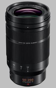 image of the Panasonic 50-200mm f/2.8-4 ASPH POWER OIS LEICA DG VARIO-ELMARIT lens