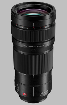 image of the Panasonic 70-200mm f/2.8 OIS LUMIX S PRO lens