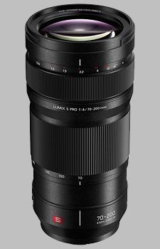 image of the Panasonic 70-200mm f/4 OIS LUMIX S PRO lens