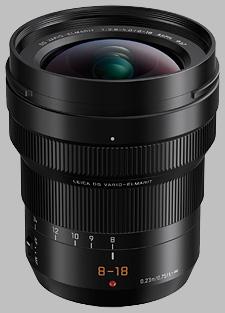 image of the Panasonic 8-18mm f/2.8-4 ASPH LEICA DG VARIO-ELMARIT lens