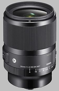 image of Sigma 35mm f/1.4 DG DN Art