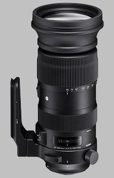 image of Sigma 60-600mm f/4.5-6.3 DG OS HSM Sports
