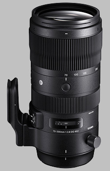 image of the Sigma 70-200mm f/2.8 DG OS HSM Sports lens