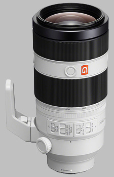 image of the Sony FE 100-400mm f/4.5-5.6 GM OSS SEL100400GM lens