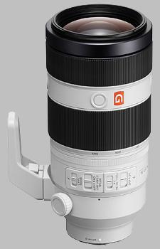 image of the Sony FE 100-400mm f/4.5-5.6 GM OSS SEL100400GM lens
