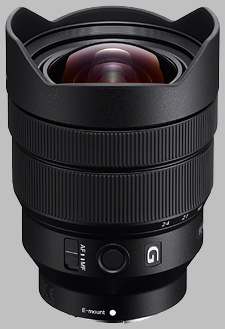 image of the Sony FE 12-24mm f/4 G SEL1224G lens