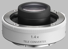 image of the Sony 1.4X SEL14TC lens