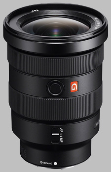 image of the Sony FE 16-35mm f/2.8 GM SEL1635GM lens