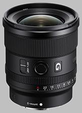 image of Sony FE 20mm f/1.8 G SEL20F18G