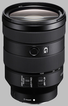 image of the Sony FE 24-105mm f/4 G OSS SEL24105G lens
