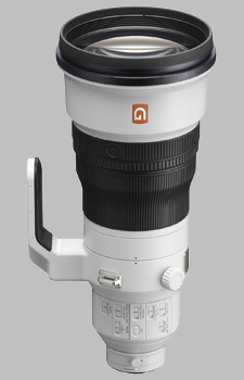 image of the Sony FE 400mm f/2.8 GM OSS SEL400F28GM lens