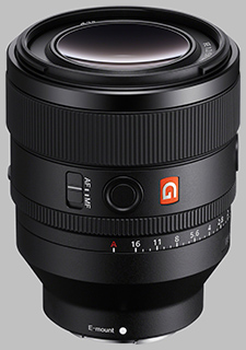 image of the Sony FE 50mm f/1.2 GM SEL50F12GM lens