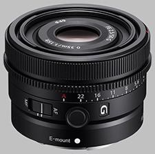 image of Sony FE 50mm f/2.5 G SEL50F25G
