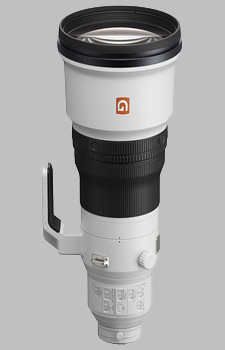 image of the Sony FE 600mm f/4 GM OSS SEL600F40GM lens