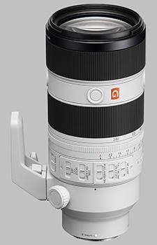 image of Sony FE 70-200mm f/2.8 GM OSS II SEL70200GMII