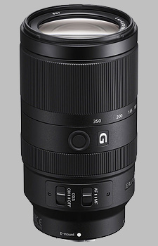 image of the Sony E 70-350mm f/4.5-6.3 G OSS SEL70350G lens