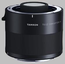 image of the Tamron 2X TC-X20 lens
