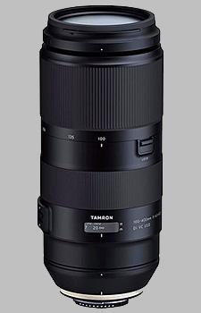 image of the Tamron 100-400mm f/4.5-6.3 Di VC USD lens