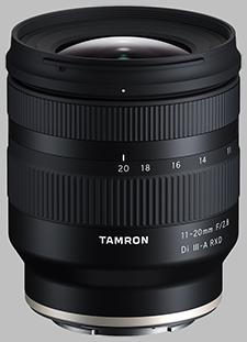 image of Tamron 11-20mm f/2.8 Di III-A RXD (Model B060)