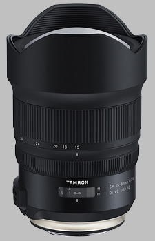 image of the Tamron 15-30mm f/2.8 Di VC USD G2 SP lens