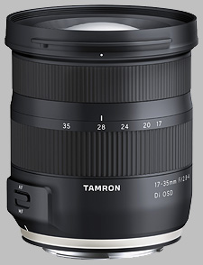 image of the Tamron 17-35mm f/2.8-4 Di OSD lens