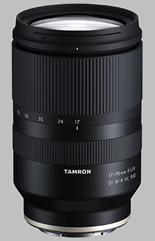 image of Tamron 17-70mm F/2.8 Di III-A VC RXD (Model B070)