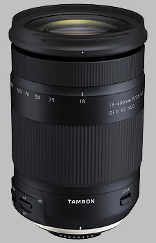 image of the Tamron 18-400mm f/3.5-6.3 Di II VC HLD lens