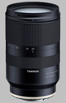 image of the Tamron 28-75mm f/2.8 Di III RXD lens
