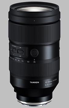 image of the Tamron 35-150mm F/2-2.8 Di III VXD (Model A058) lens