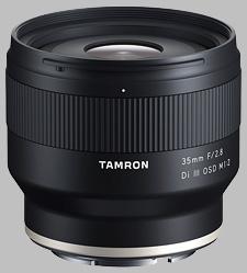 image of Tamron 35mm f/2.8 Di III OSD M1:2