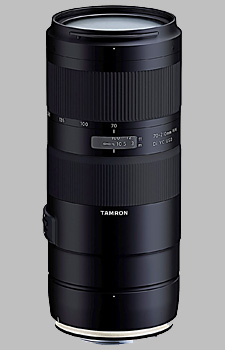 image of the Tamron 70-210mm f/4 Di VC USD lens
