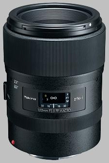 image of Tokina 100mm f/2.8 ATX-i FF Macro