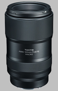 image of the Tokina 100mm f/2.8 FE Macro FiRIN lens