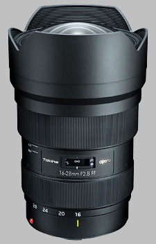 image of the Tokina 16-28mm f/2.8 FF Opera lens