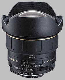 image of the Tamron 14mm f/2.8 Aspherical IF SP AF lens