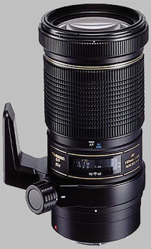 image of the Tamron 180mm f/3.5 Di LD IF Macro 1:1 SP AF lens