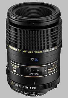 image of the Tamron 90mm f/2.8 Di Macro 1:1 SP AF lens