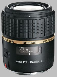 image of Tamron 60mm f/2 Di II LD IF Macro 1:1 SP AF