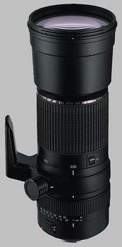 image of the Tamron 200-500mm f/5-6.3 Di LD IF SP AF lens