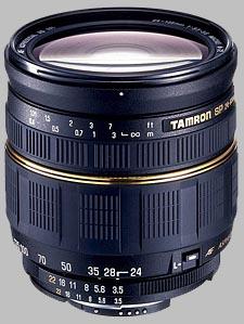 image of the Tamron 24-135mm f/3.5-5.6 AD Aspherical IF Macro SP AF lens