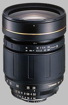 image of the Tamron 28-105mm f/2.8 LD Aspherical IF SP AF lens