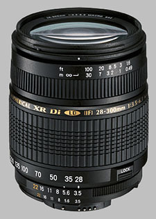 image of the Tamron 28-300mm f/3.5-6.3 XR Di AF lens