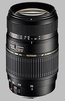 image of the Tamron 70-300mm f/4-5.6 Di LD Macro 1:2 AF lens