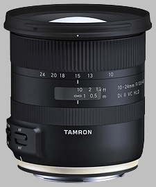 image of the Tamron 10-24mm f/3.5-4.5 Di II VC HLD lens