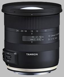 image of Tamron 10-24mm f/3.5-4.5 Di II VC HLD