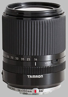 image of the Tamron 14-150mm f/3.5-5.8 Di III VC lens