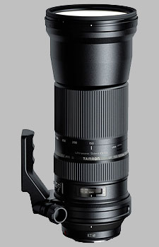 image of the Tamron 150-600mm f/5-6.3 Di VC USD SP lens