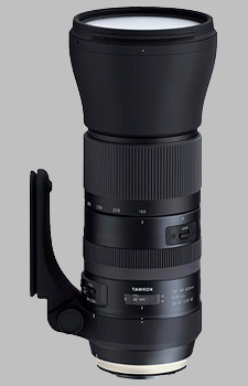 image of the Tamron 150-600mm f/5-6.3 Di VC USD G2 SP lens