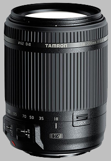 image of the Tamron 18-200mm f/3.5-6.3 Di II VC lens